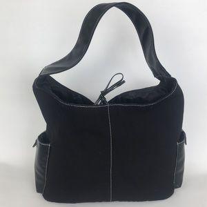 Givenchy Parfums canvas tote/ handbag